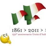 150 anni e 5 giorni d'Unità d'Italia