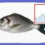 Effetto crisi sul prezzo del pesce