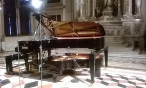 pianoforte a pedaliera