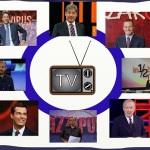 La giostra della politica in televisione